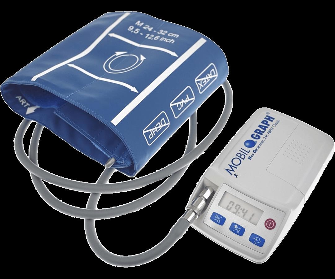 Monitoreo Ambulatorio de Presión Arterial